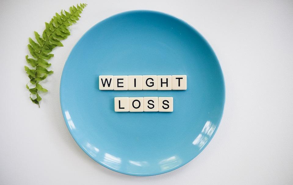 Ubírání kilogramů