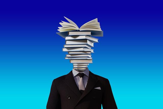 knihy na krku