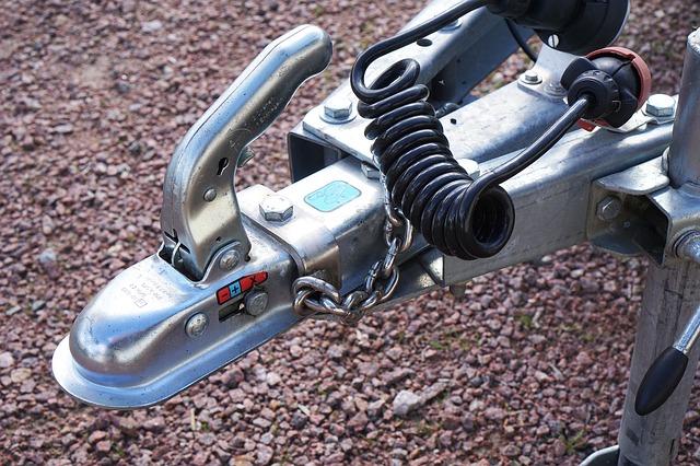 tažné zařízení pro přípojná vozidla