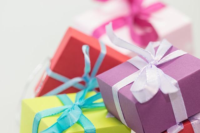 malé dárečky