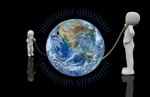 komunikace z konce světa